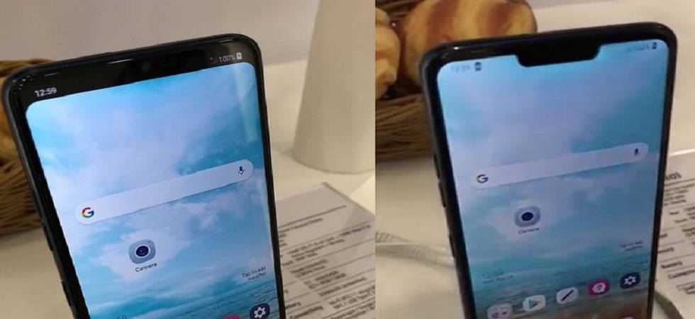 LG G7 ThinQ with iPhone-X-like notch launched with Google Assistant button (Source - file pic)