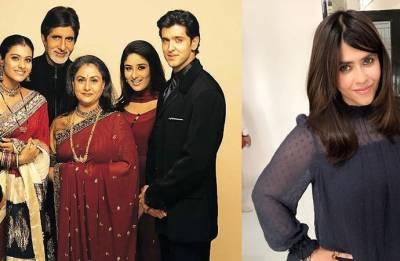 Woah! Ekta Kapoor to remake Kabhi Khushi Kabhie Gham as a daily soap; deets inside