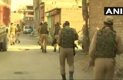 Security forces gun down three terrorists in Srinagar's Chattabal; 3 CRPF personnel injured