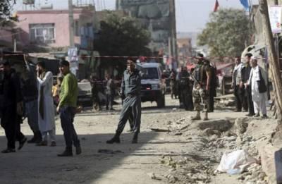 12 killed, 33 wounded after blast at Afghan voter registration centre