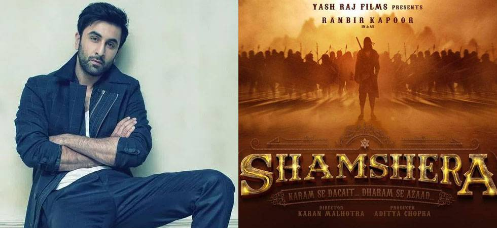 Shamshera: Ranbir Kapoor excited to be a dacoit in YRF production