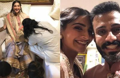 Sonam Kapoor-Anand Ahuja Wedding: Veere Di Wedding actress' mehendi ceremony is groovy, sassy (see inside videos)