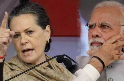 Karnataka Election: Modi's speeches can't feed poor, says Sonia Gandhi