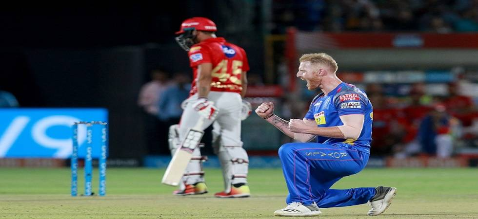 Rajasthan Royals survive elimination with 15-run win over Kings XI Punjab (Source - Rajasthan Royals Twitter)