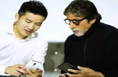 Amitabh Bachchan leaks OnePlus 6 design on Twitter ahead of its official launch
