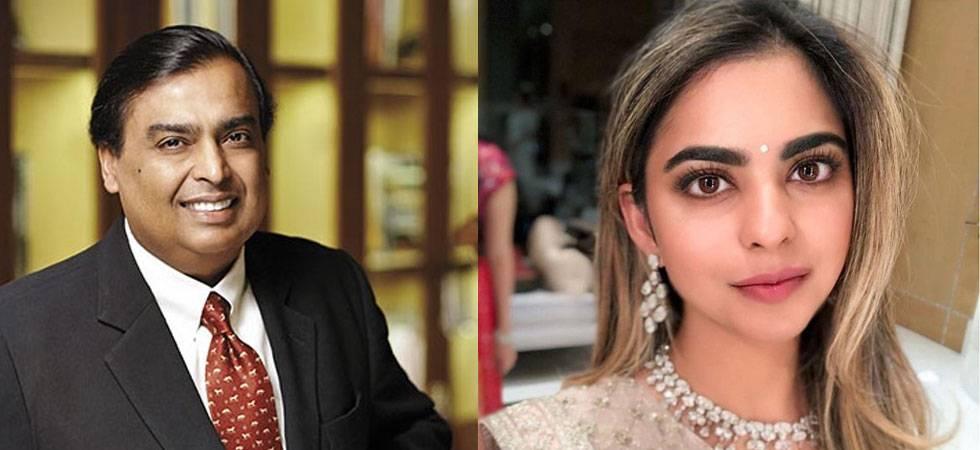 'Tukda hu tere dil ka': Mukesh Ambani grooves with daughter Isha on Dilbar