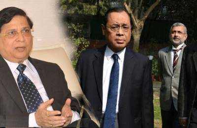Three senior Supreme Court judges meet CJI Misra to discuss Justice Joseph's elevation
