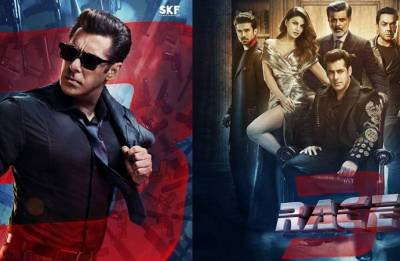 Race 3 new poster out: Salman Khan PROMISES fans the wait will be worth it (see pic)