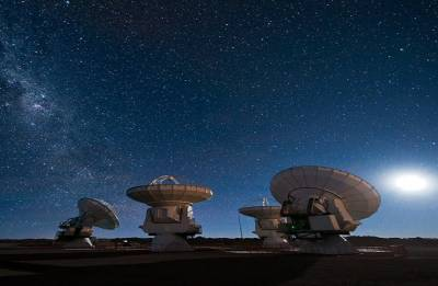 Congress to offer huge amount of money for new SETI venture in search for extraterrestrial intelligence