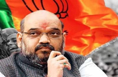 Tirupati: TDP activists pelt stones at Amit Shah's convoy