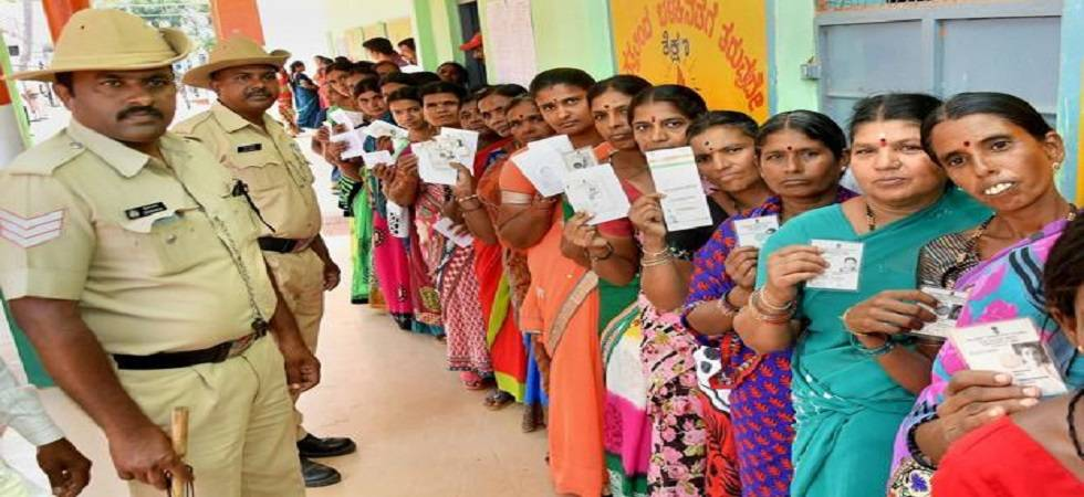 Karnataka recorded 70 per cent voter turnout as polling for high stakes Assembly election ended on Saturday