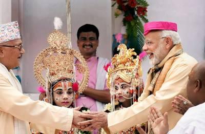 Modi, Oli must deepen India-Nepal friendship to remove old cobwebs and suspicion
