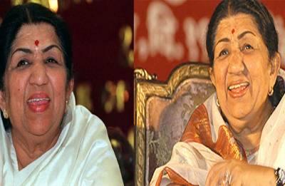 Veteran singer Lata Mangeshkar conferred with Swara Mauli award
