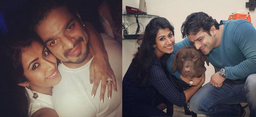 Here's Ankita Bhargava's first pic with hubby Karan Patel post pregnancy announcement