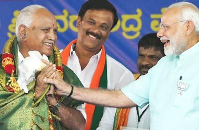Karnataka Election Results: BS Yeddyurappa wins Shikaripura seat by a margin of over 35,000 votes