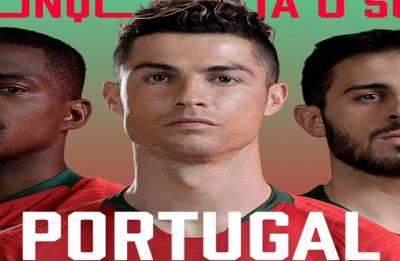 Cristiano Ronaldo headlines Portugal's World Cup 2018 squad, Renato Sanches left out