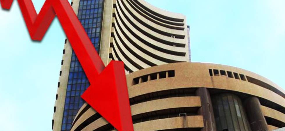 Sensex sheds 156 pts amid political uncertainty in Karnataka