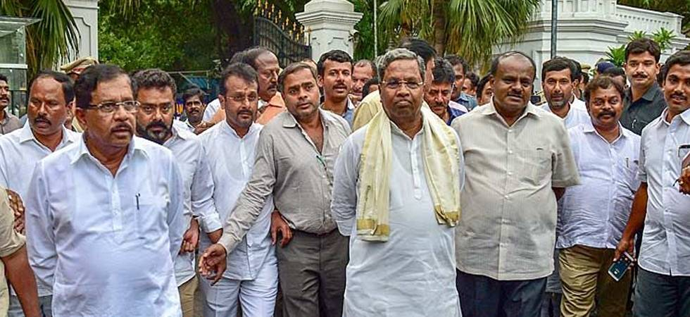 Congress, JD-S MLAs go missing amid poaching claims