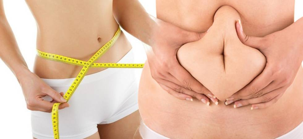 How to lose tummy fat the quick and easy way (Representational image)