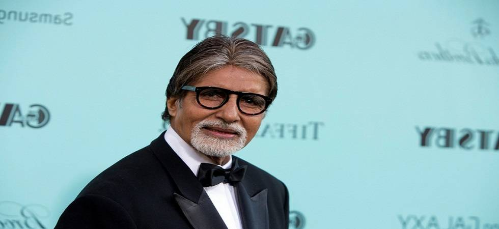 Amitabh Bachchan has been voted the most engaging Indian actor on Facebook