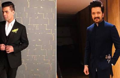 Karan Johar, Riteish Deshmukh to host IIFA awards 2018 in Bangkok