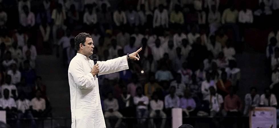 BJP's bluff called out by court: Rahul Gandhi on SC floor test order (Photo Source: PTI)