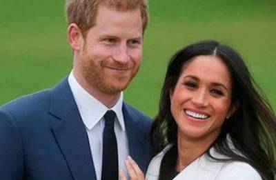 Prince Harry, Meghan Markle become Duke and Duchess of Sussex