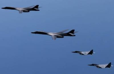 US sees red as China lands strategic bombers in SCS for first time