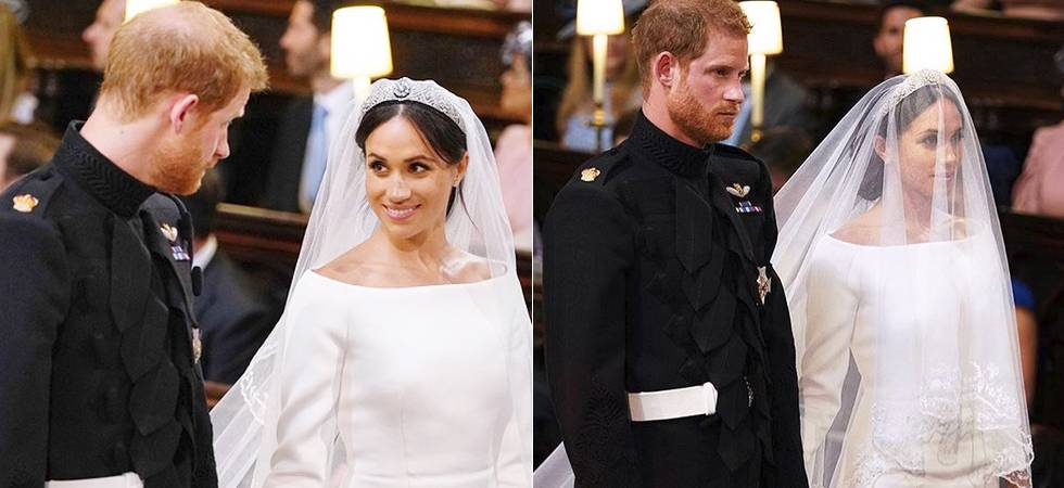 Royal wedding Prince Harry, Meghan Markle tie the knot (Source-Instagram)