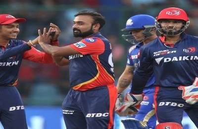 IPL 2018 Highlights, DD vs MI: Delhi win by 11 runs, MI crashes out of IPL