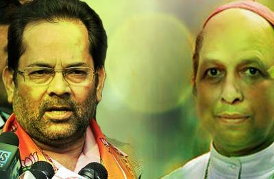 Delhi Archbishop leaves BJP furious with 'turbulent atmosphere' remark
