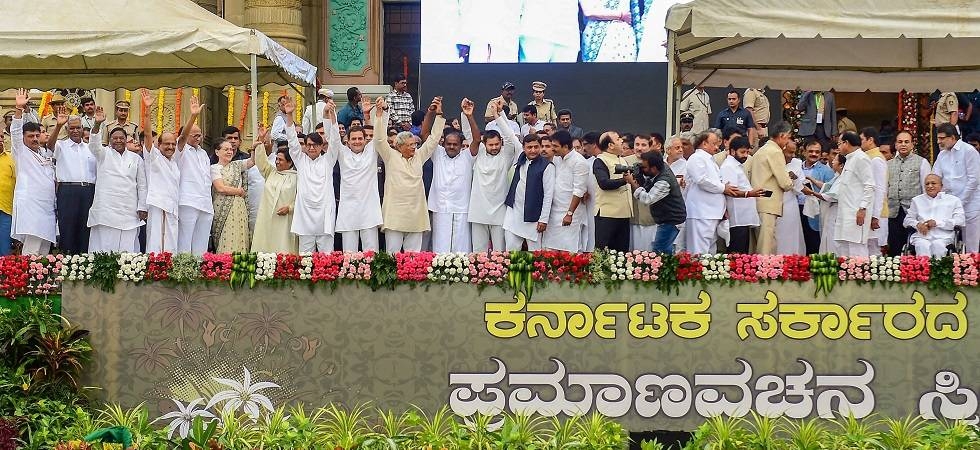 Insecurity tugs Congress-JDS survival in Karnataka (Representative Image)