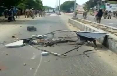 Sterlite protests: One killed, 3 injured in fresh police firing in Tuticorin