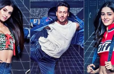 Student Of The Year 2 motion posters: Tiger Shroff, Tara Sutaria, Ananya Panday are your FABULOUS batch of 2018