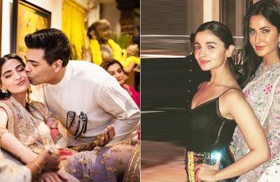 Happy Birthday Karan Johar: From Katrina Kaif to Sonam Kapoor, B-town celebs extend their best wishes to KJo