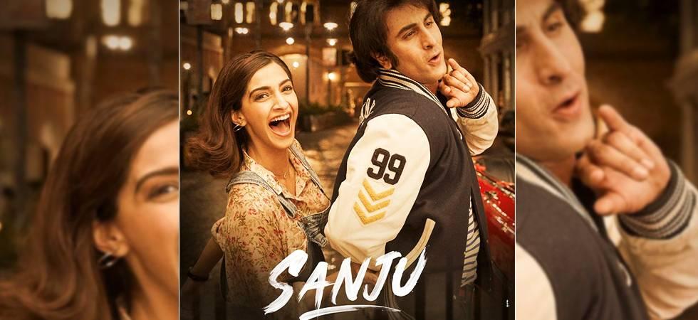 Sonam Kapoor, Ranbir Kapoor's still from Sanjay Dutt's crazy romantic life is adorable