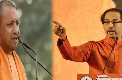 'He is no yogi, he is a bhogi,' Uddhav Thackeray slams Yogi Adityanath
