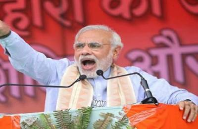 Four years of Narendra Modi government Highlights: Your aspirations, dreams, hopes is what makes me keep working says PM Modi