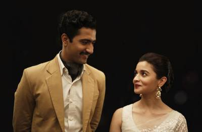 Raazi: Vicky Kaushal REVEALS a funny incident about co-star Alia Bhatt from Meghna Gulzar directorial