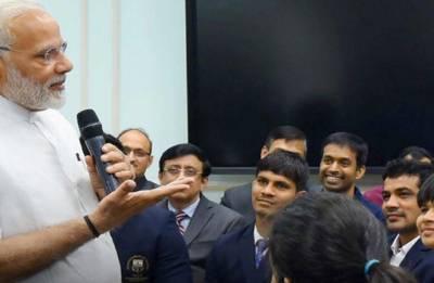 'Mann ki Baat': PM Modi pays tributes to Jawaharlal Nehru, Veer Savarkar