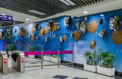 Delhi Metro Magenta Line: CM Arvind Kejriwal inaugurates Kalkaji Mandir-Janakpuri West corridor