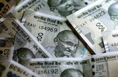 Rupee logs 3rd straight gain, soars 35 paise to two-week high