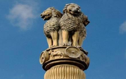 Maneka seeks action against people using national emblem on