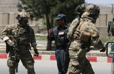 Terrorists attack Afghanistan interior ministry in Kabul; one killed, five injured