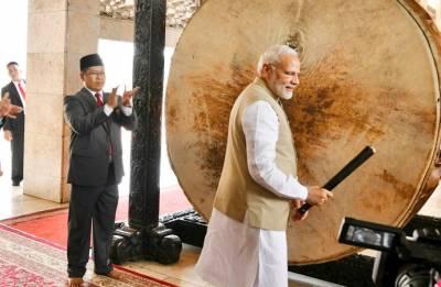 PM Modi addresses Indian diaspora in Jakarta, says India creating corruption-free system