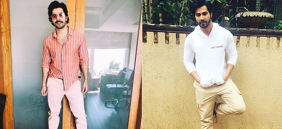 Varun Dhawan becomes 'Chachu' of a baby girl (Source- Instagram)