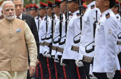 PM Modi in Singapore LIVE: Modi interacts with students, professors at Nanyang Technical University