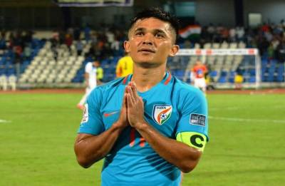 Abuse us, criticise us but please get involved, appeals Sunil Chhetri to football fans