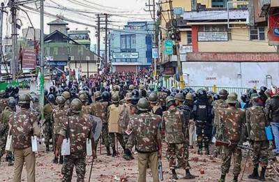 Shillong Unrest: Centre rushes 1,000 paramilitary personnel as violence escalates