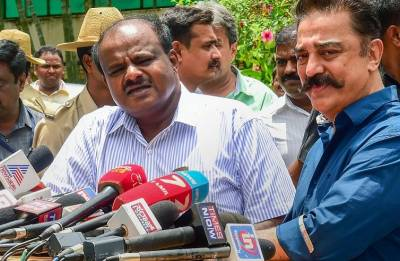 HD Kumaraswamy to expand ministry; oath taking ceremony in Bengaluru today